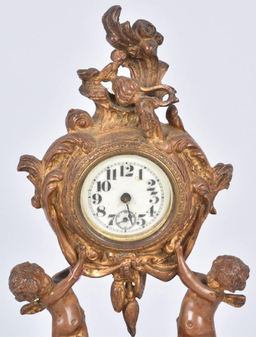 1904 ST LOUIS EXPO CASCADES & FESTIVAL HALL CLOCK - 2