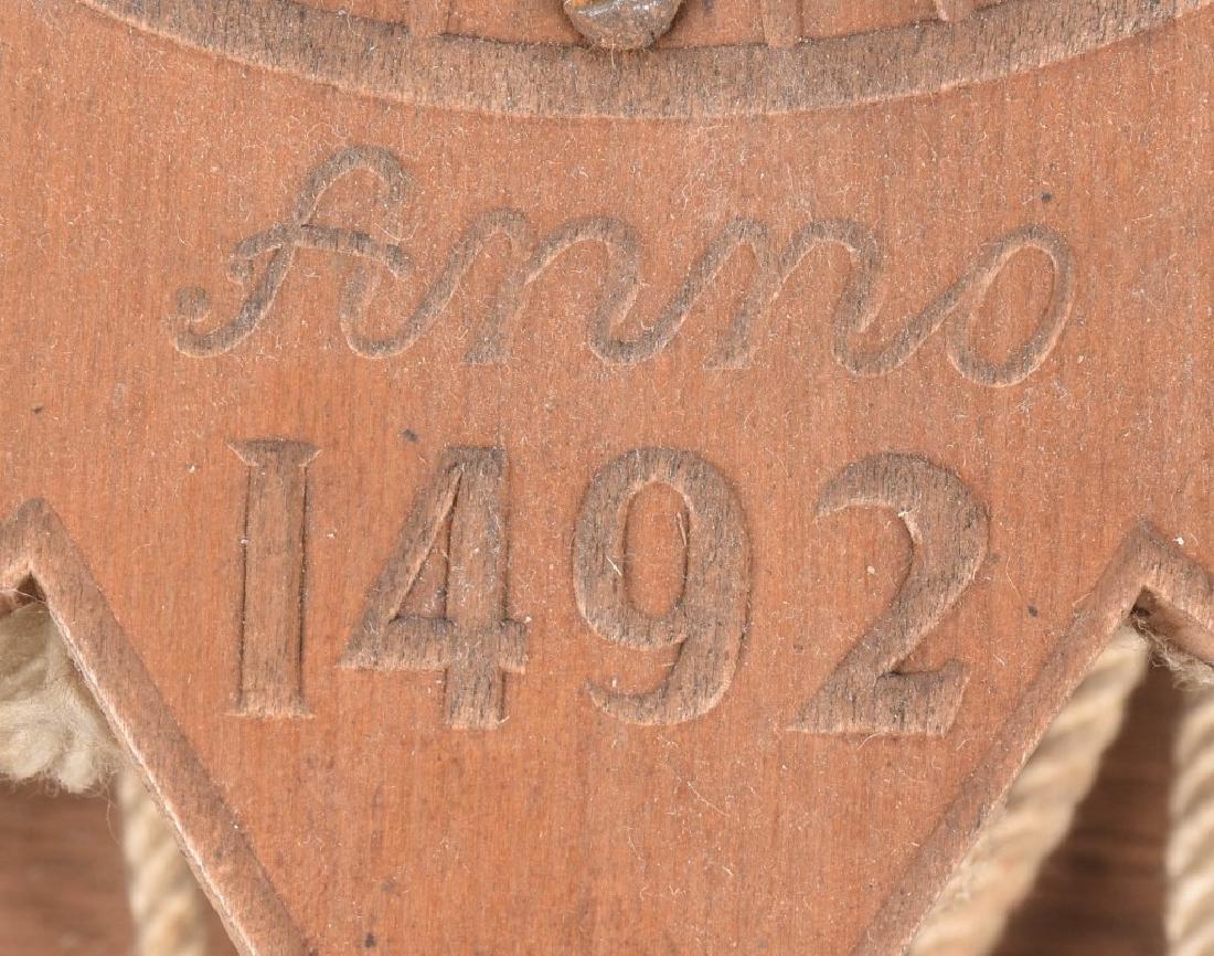 1892 COLUMBUS EXPO BOSTWICK & BURGESS CLOCK w/BOX - 4