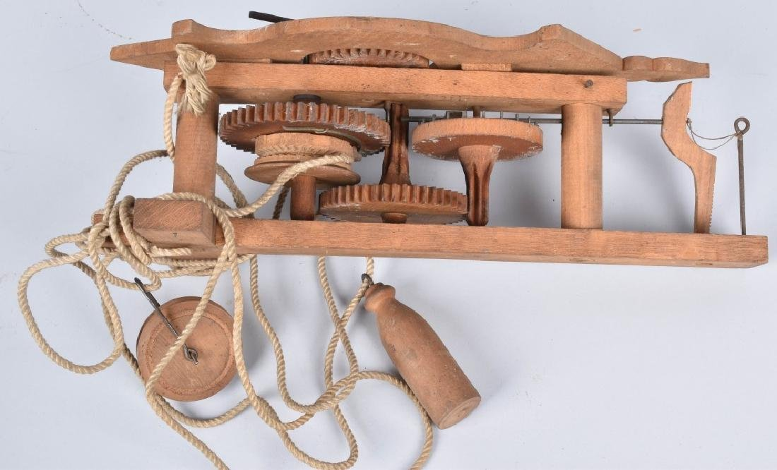 1892 COLUMBUS EXPO BOSTWICK & BURGESS CLOCK w/BOX - 5