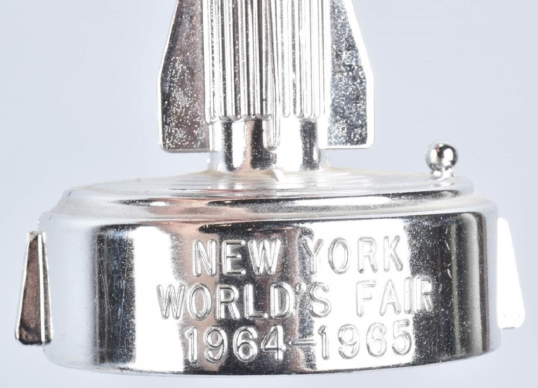 1964-65 NEW YORK WORLDS FAIR UNISPHERE BANK w/BOX - 5