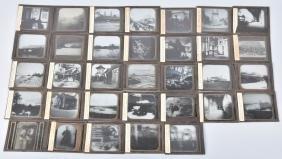32- 1893 Columbian Expo Glass Slides