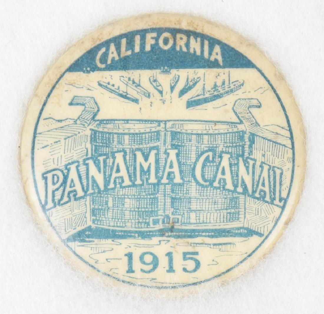 1915 PANAMA PACIFIC EXPO PINS & BUTTONS - 5