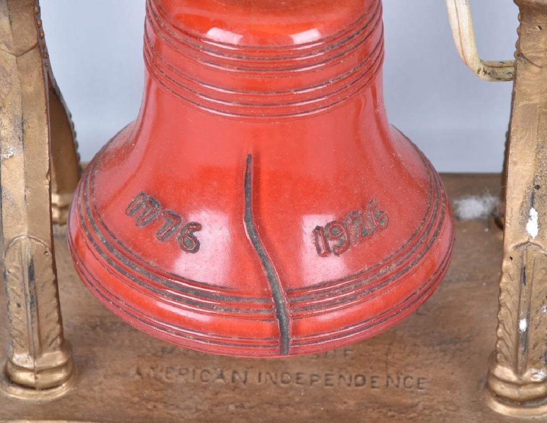 1926 SESQUI-CENTENNIAL LIBERTY BELL LIGHT - 2