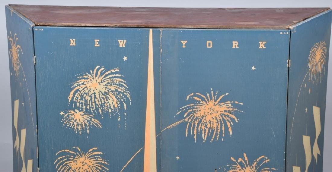 1939 NEW YORK WORLDS FAIR INFORMATION BOOTH - 2
