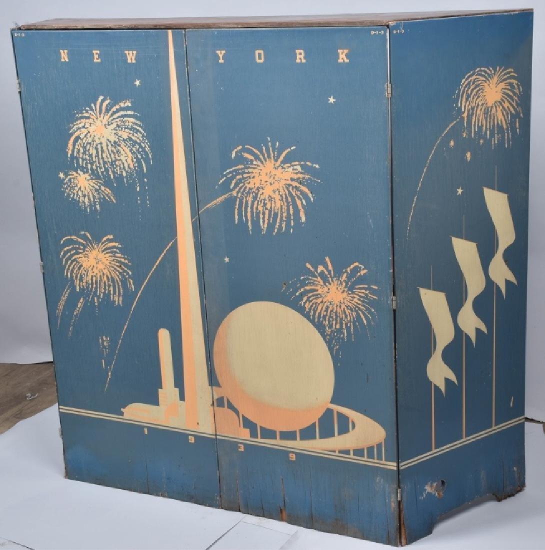 1939 NEW YORK WORLDS FAIR INFORMATION BOOTH - 4