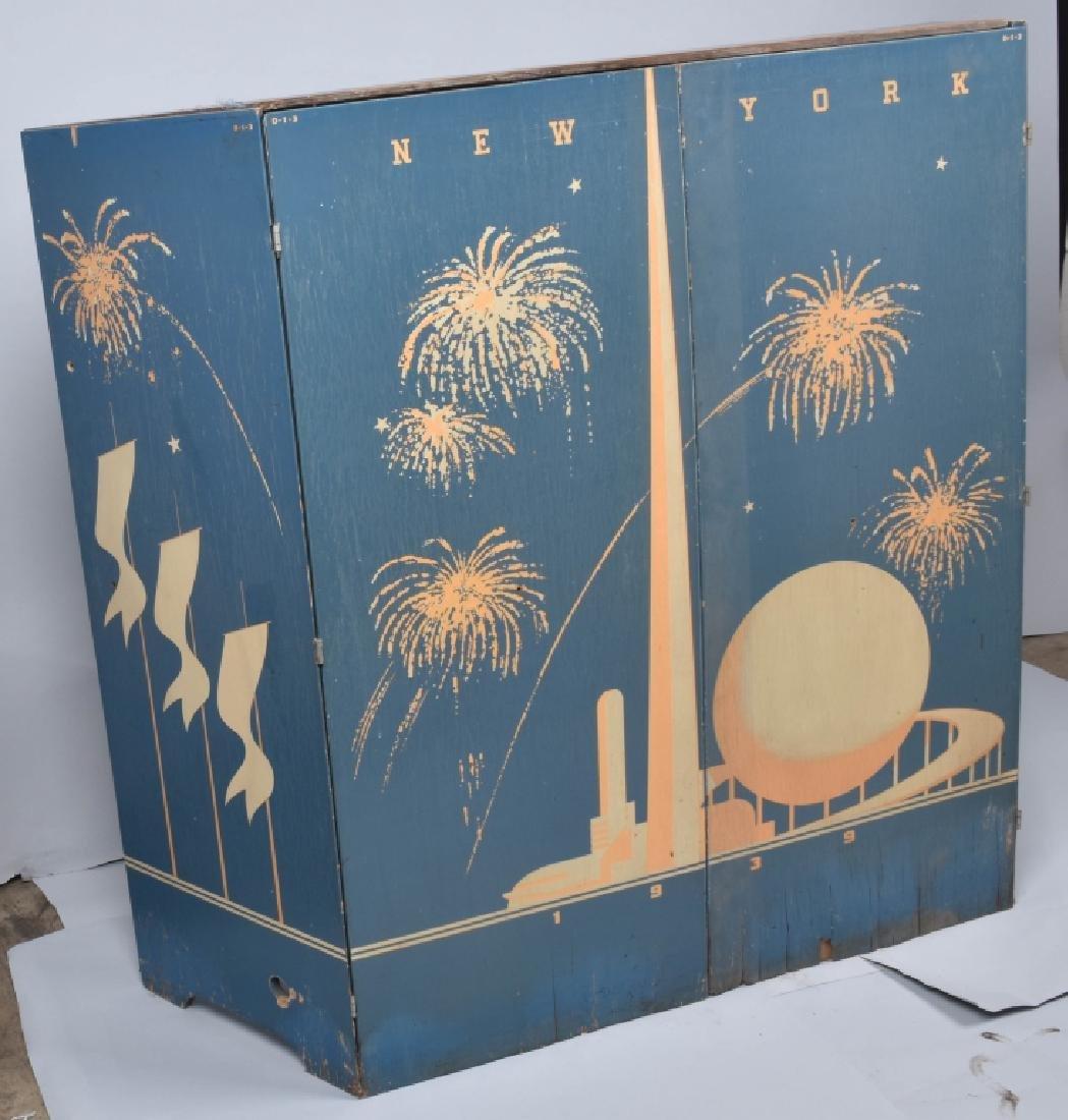 1939 NEW YORK WORLDS FAIR INFORMATION BOOTH - 5