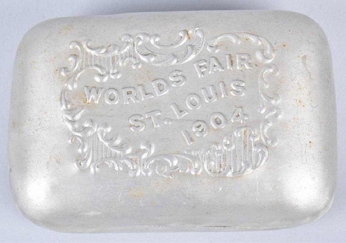 1904 ST LOUIS WORLDS FAIR ITEMS - 3