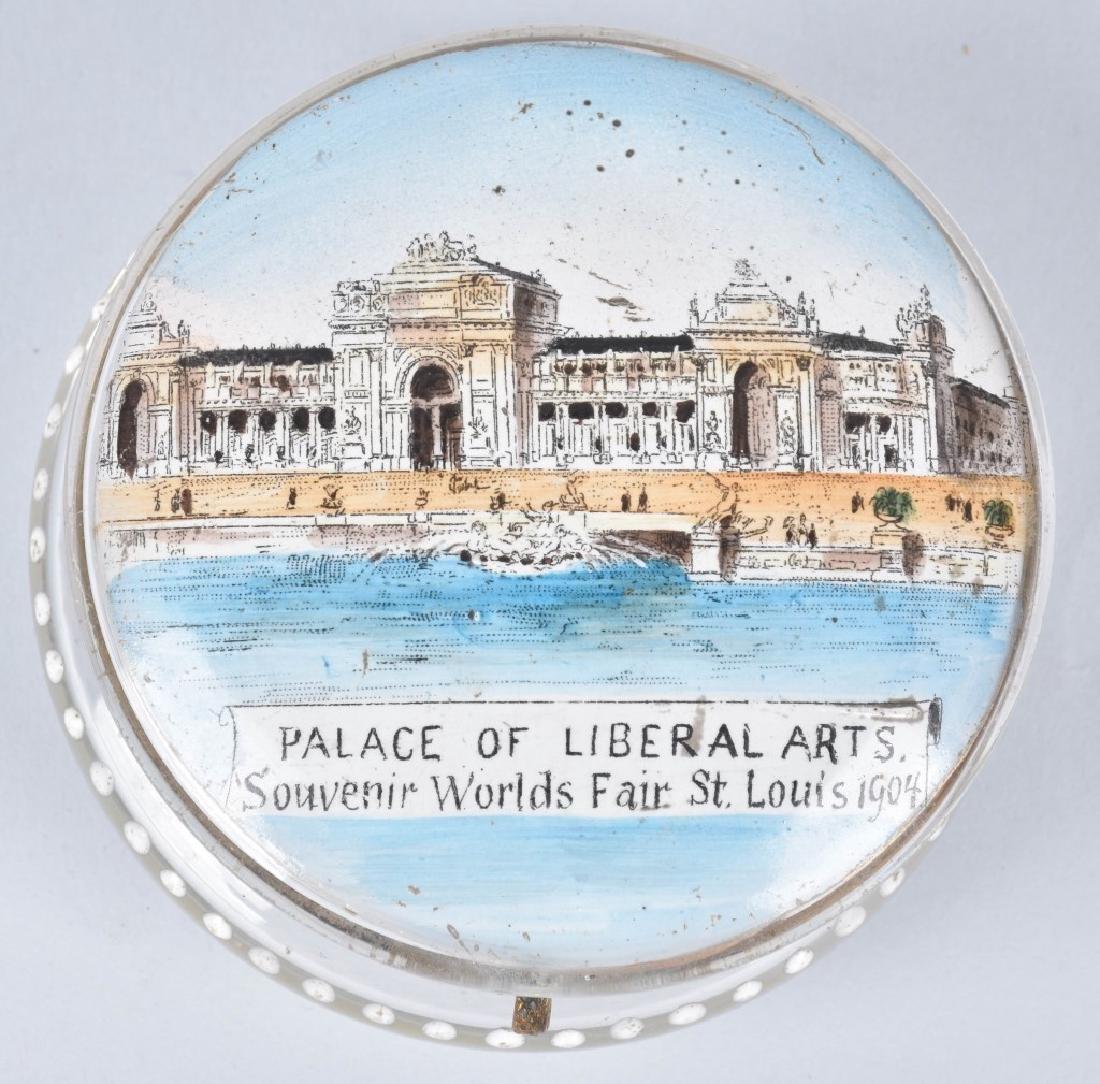 1904 ST LOUIS WORLDS FAIR ITEMS - 4