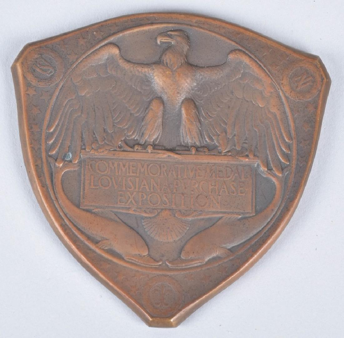1903-04 LOUISIANA PURCHASE EXPO ITEMS - 4
