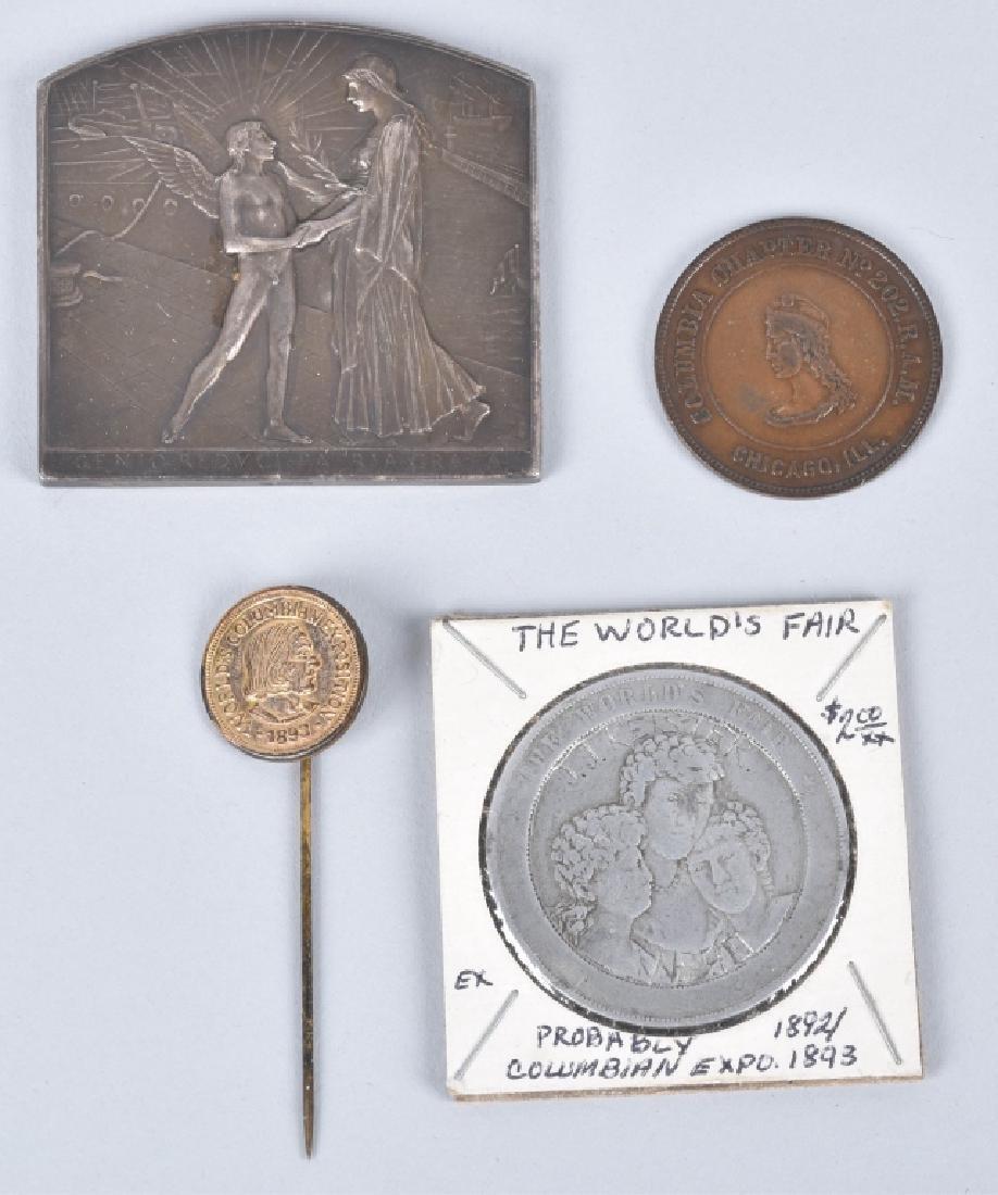 1893 COLUMBIAN EXPO ITEMS - 3