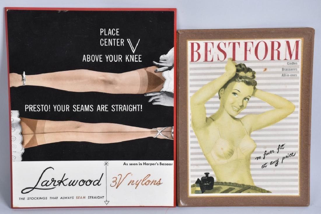 HUGE LOT of FEMALE GARMENT ADVERTISING & MORE - 3