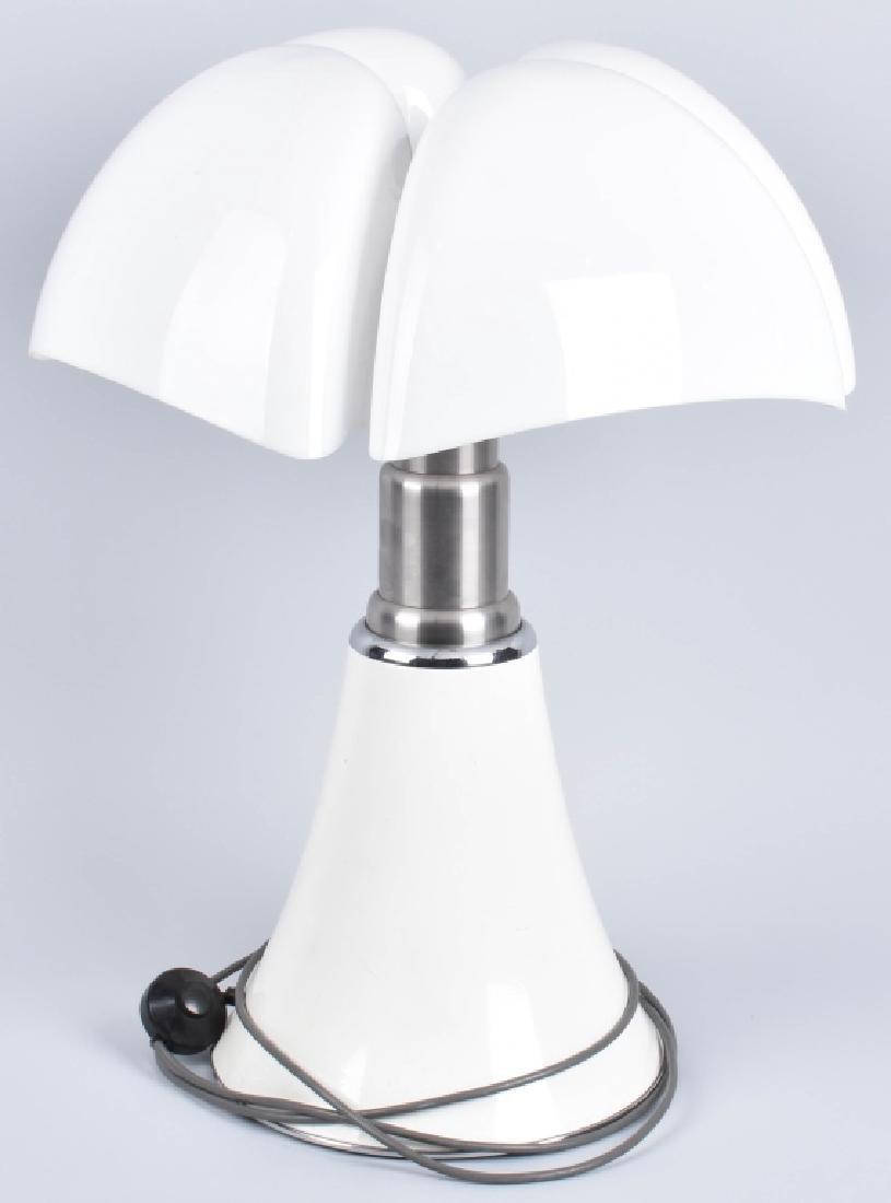 MID CENTURY GAE AULENTI / MARTINELLI LUCE LAMP