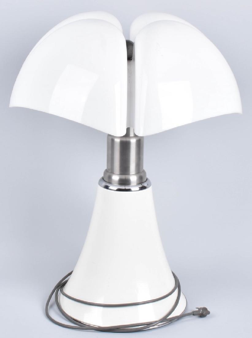 MID CENTURY GAE AULENTI / MARTINELLI LUCE LAMP - 2