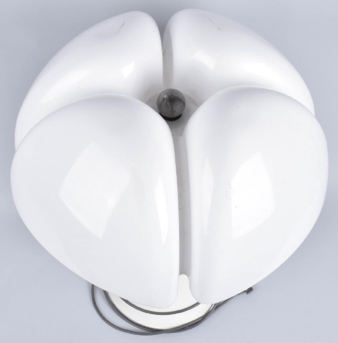 MID CENTURY GAE AULENTI / MARTINELLI LUCE LAMP - 3