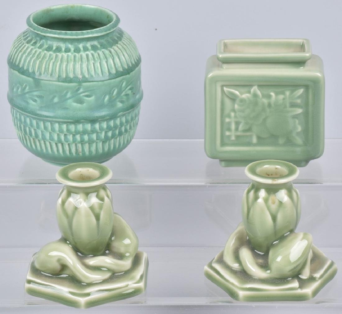 4-ROOKWOOD POTTERY GROUP