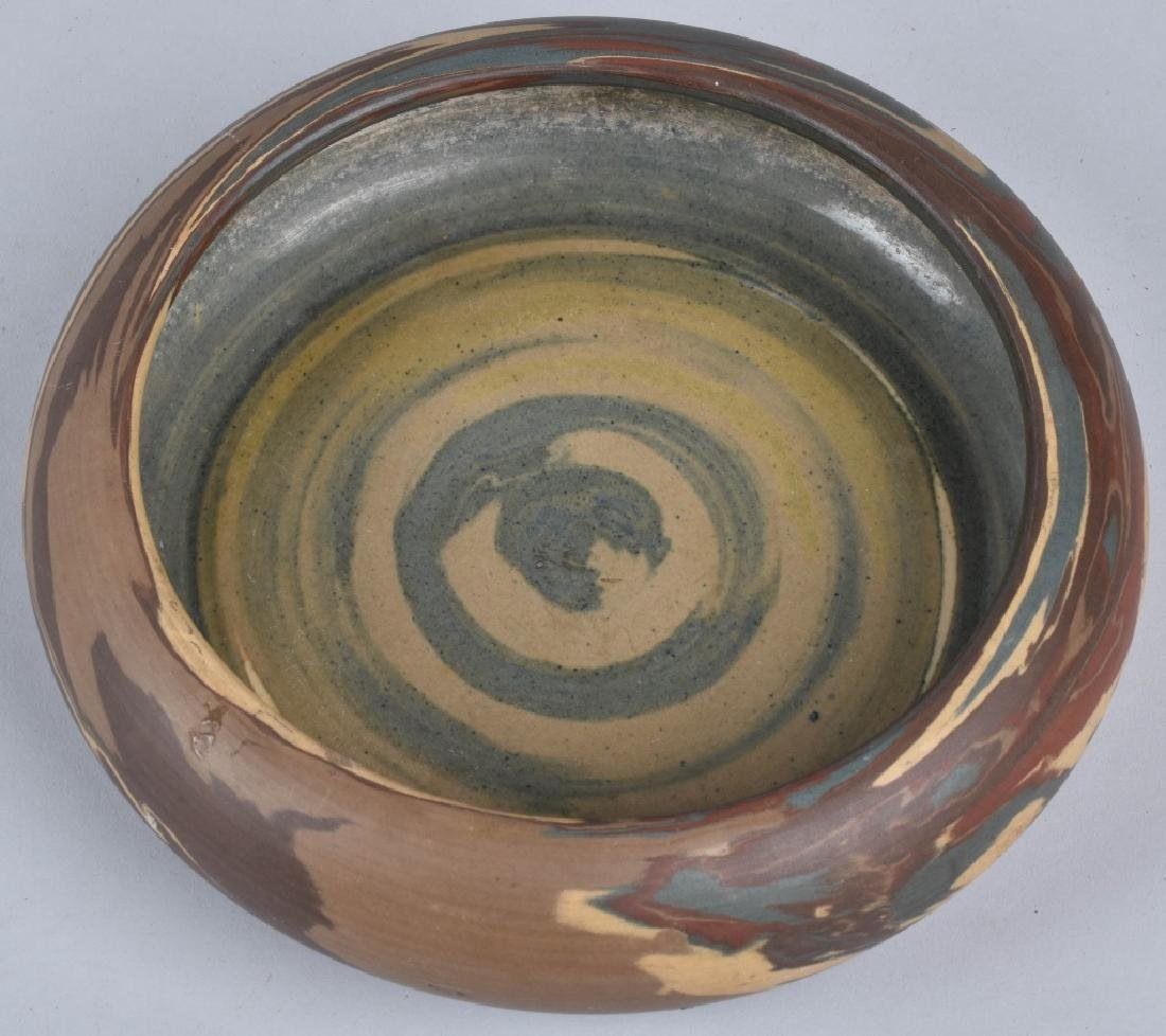 MISSION SWIRL POTTERY BOWLS, NILOAK & MORE - 2