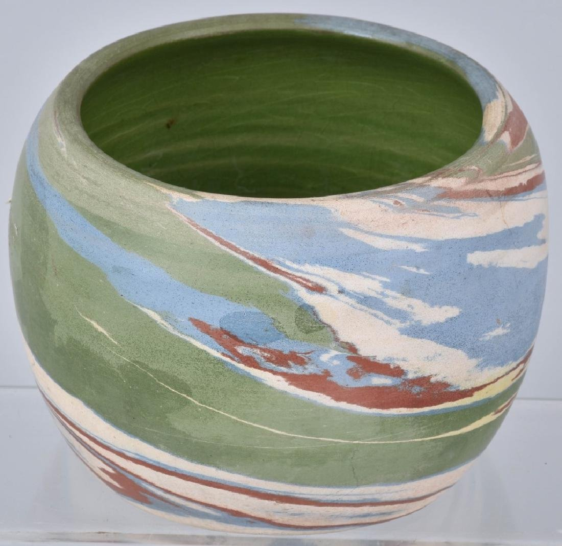 MISSION SWIRL POTTERY BOWLS, NILOAK & MORE - 4