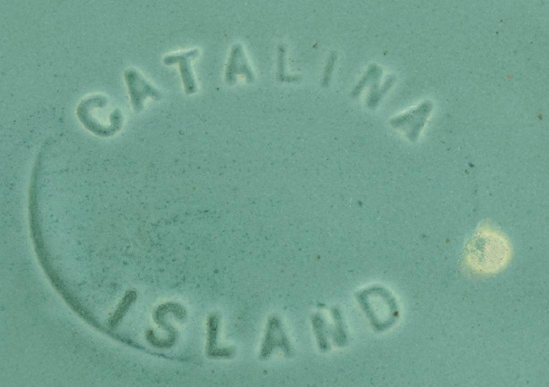 13-CATALINA ISLANDS POTTERY GROUP - 5