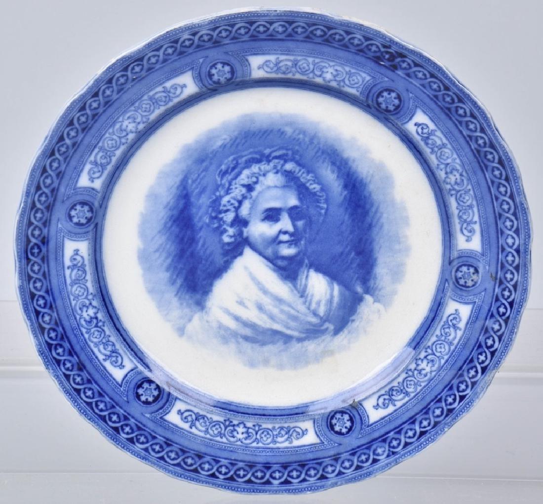 ROYAL DOULTON MARTHA WASHINTON PLATE & MORE - 2