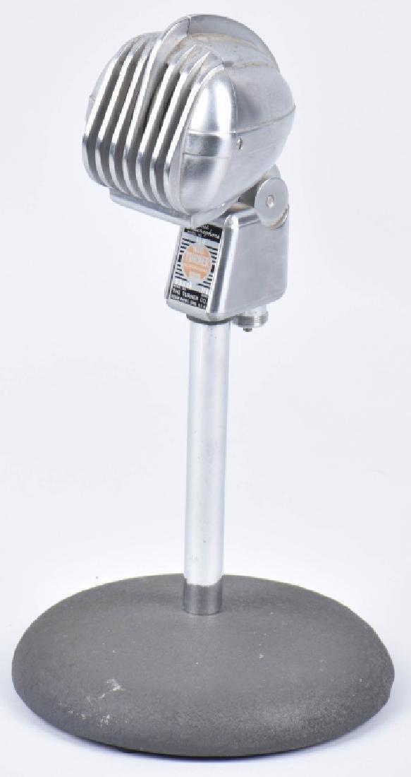 VINTAGE TURNER 33D MICROPHONE