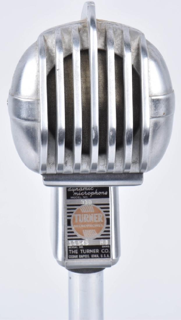 VINTAGE TURNER 33D MICROPHONE - 2