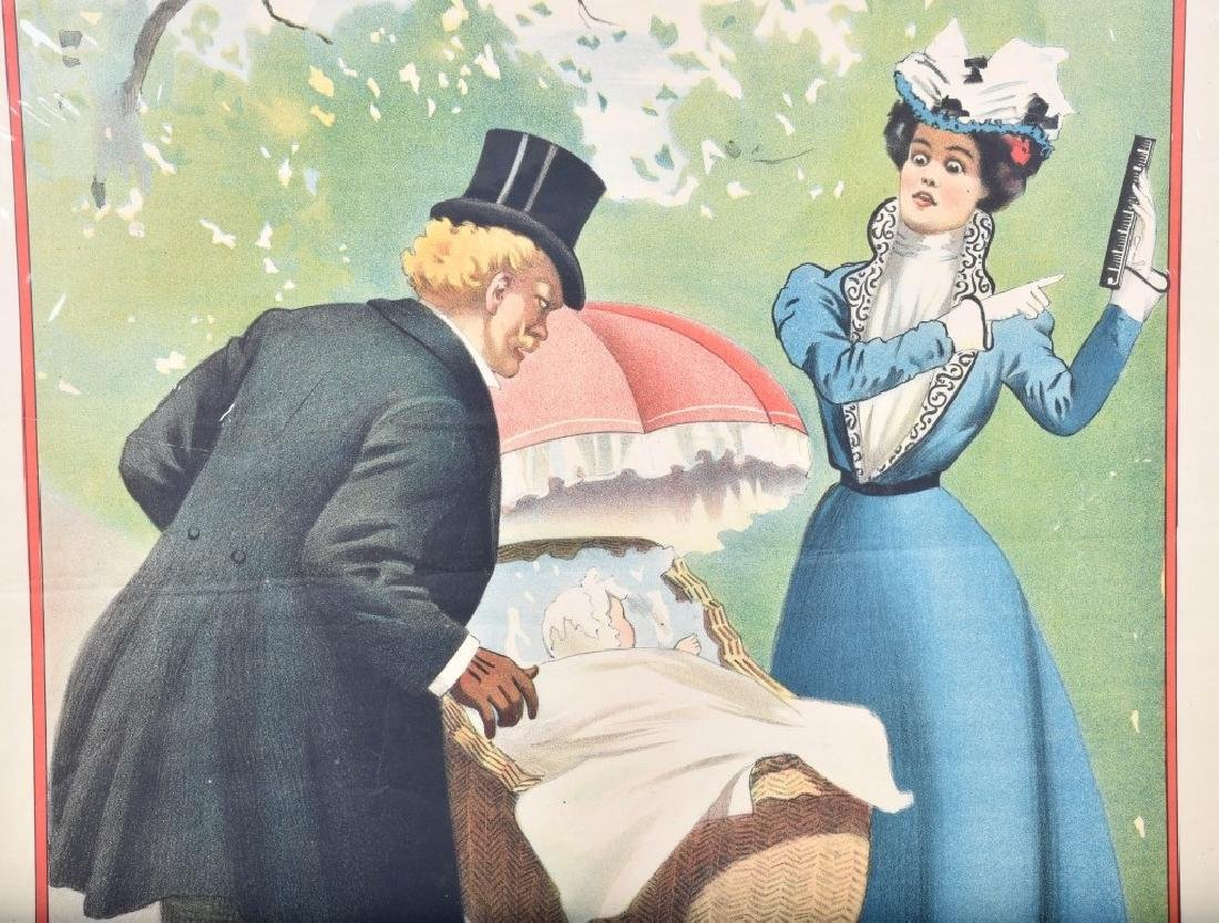 1900 THE NEW BABY THEATER PAOSTER - 3