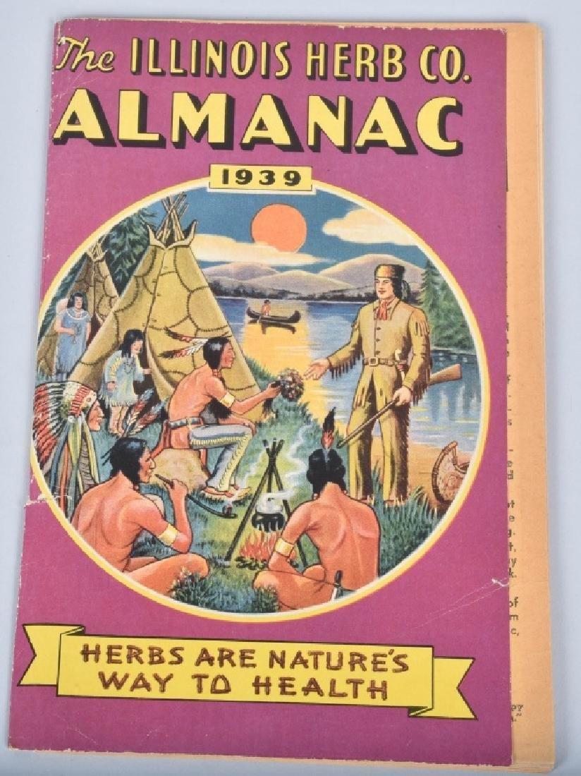 7- 1800s ALMANACS - 4