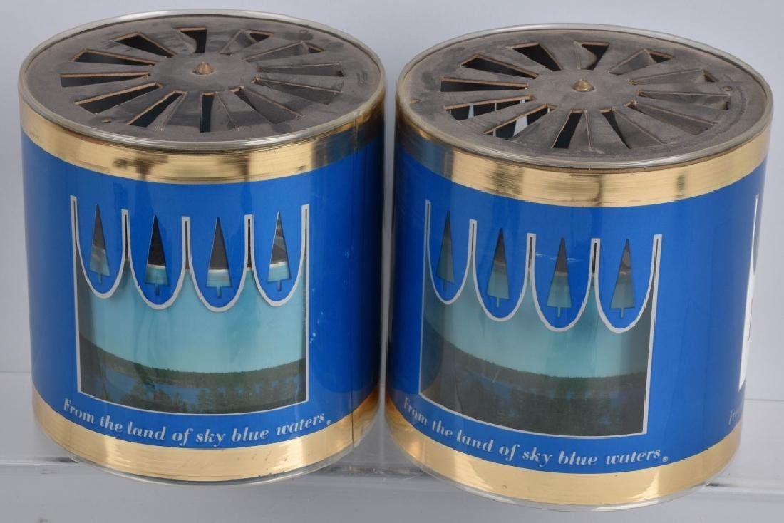2-HAMM'S BEER ADVERTISING MOTION LAMPS - 2