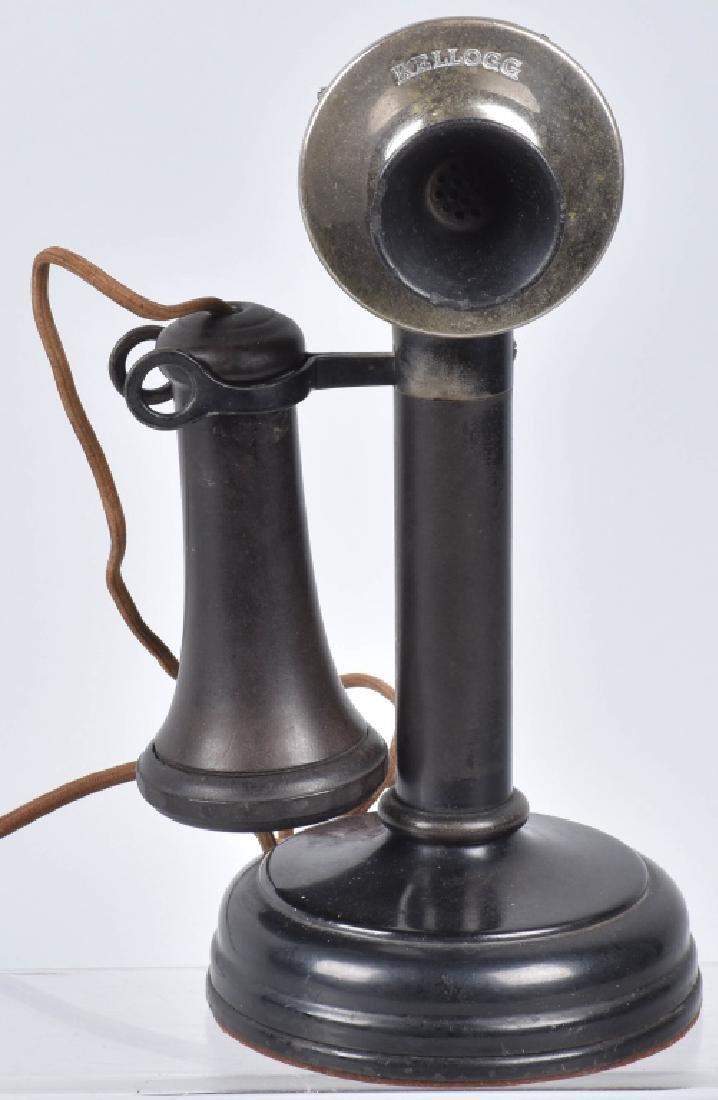 KELLOGG CANDLESTICK TELEPHONE