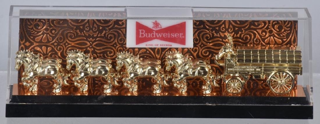 BUDWIESER CLYDESDALE REGISTER TOP