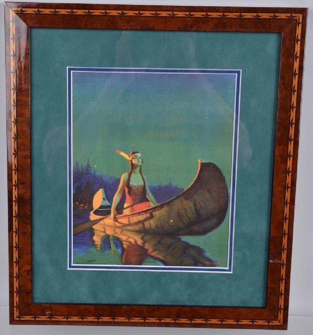 3- INDIAN PICTURES WITH FRAMES - 3