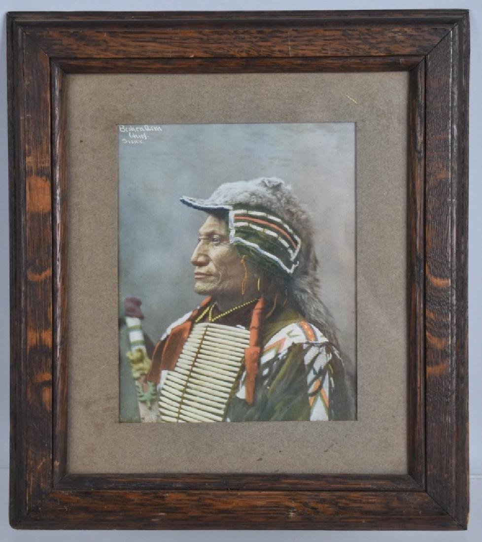 3- INDIAN PICTURES WITH FRAMES - 5