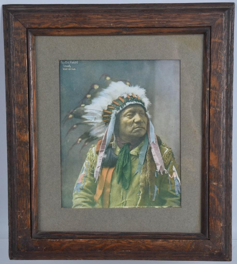 3- INDIAN PICTURES WITH FRAMES - 7