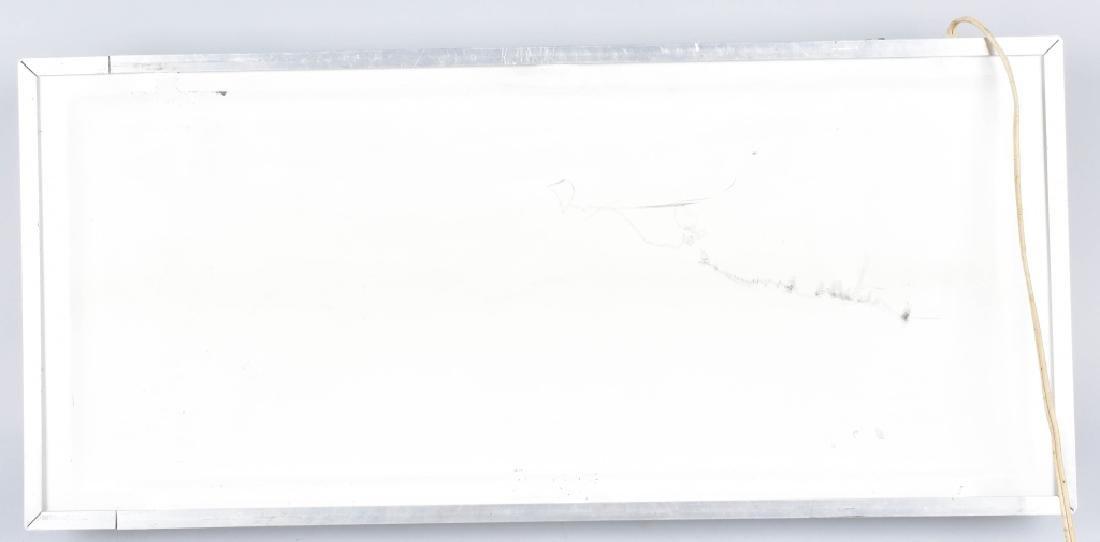 HERSHEY'S ICE CREAM LIGHTUP CLOCK - 2