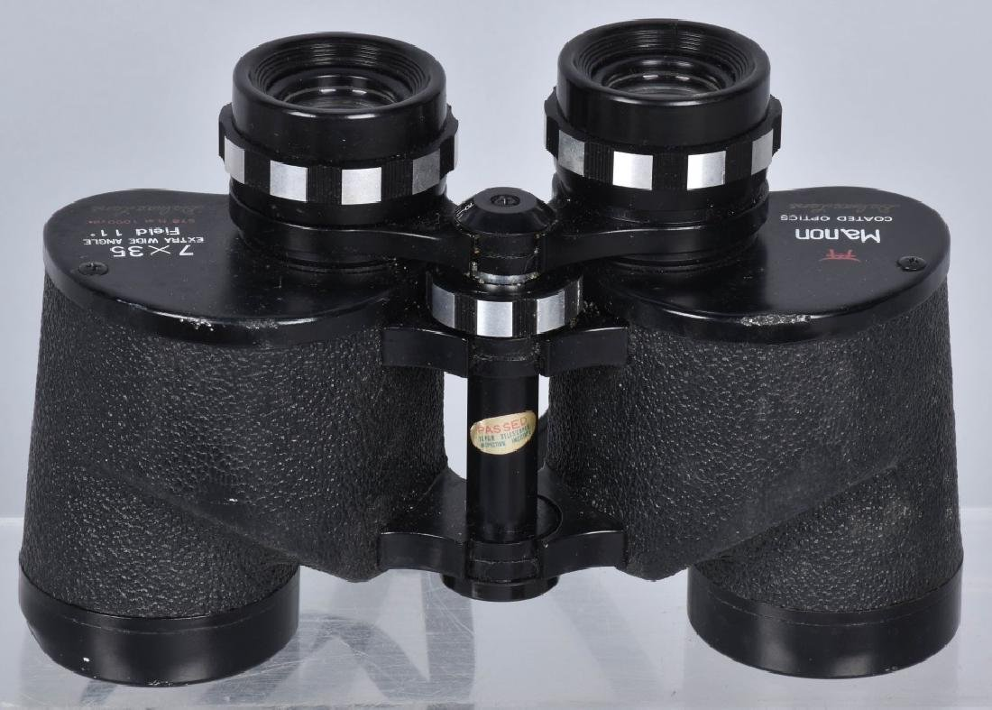 4-PAIRS BINNOCULARS, CARL ZEISS and MORE - 7