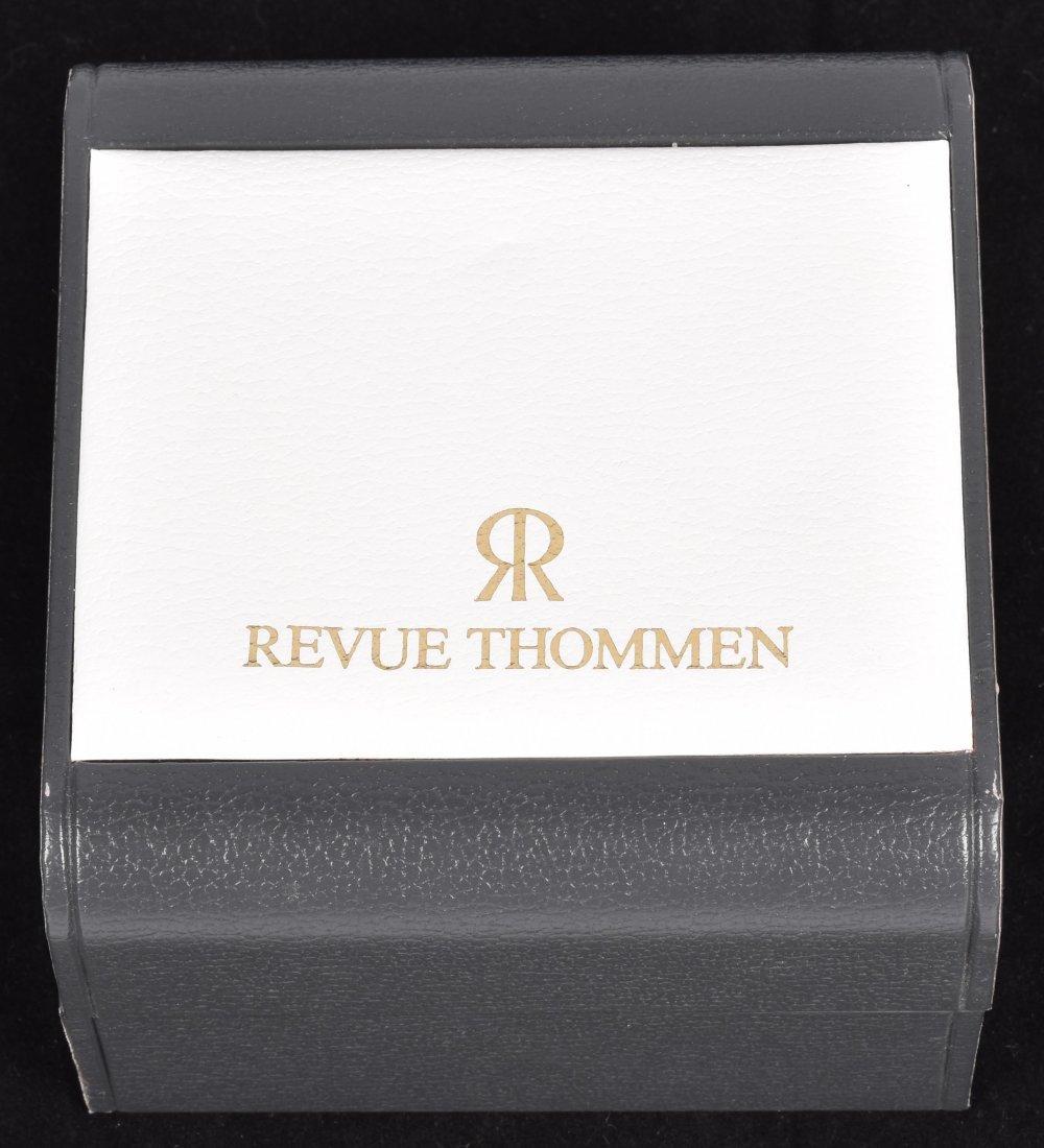 REVUE THOMMEN REVUE-SPORT 50\'S WATCH - 4