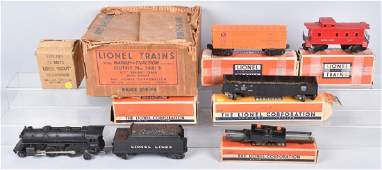 LIONEL FREIGHT TRAIN SET 1461S BOXED