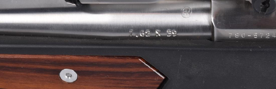 RUGER M77, 7.62 x 39 BOLT ACTION RIFLE - 2