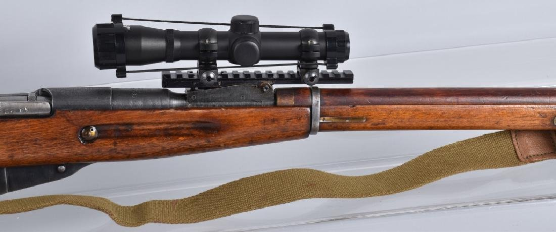 RUSSIAN NAGANT M1943, 7.62X54R, BOLT ACTION RIFLE - 6