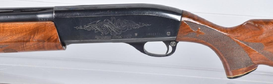 REMINGTON MODEL 1100 TRAP 12 GA. SHOTGUN & BARREL - 6