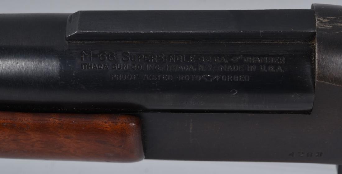 ITHACA MODEL 66 12 GA SHOTGUN - 7
