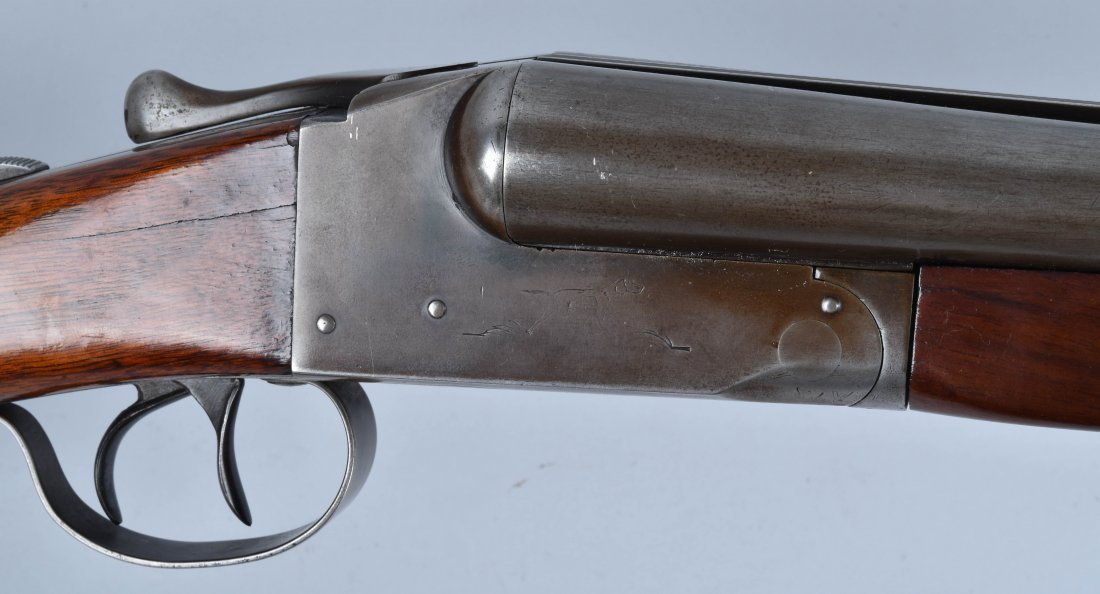 WESTERM ARMS ITHACA 12 GA SxS SHOTGUN - 9