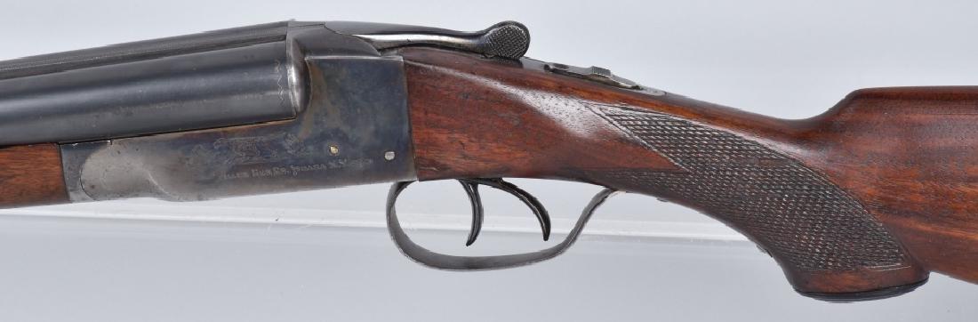 ITHACA FLUES 20 GA SxS SHOTGUN - 7