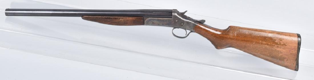 STEVENS 12 GA. SHOTGUN, PINE RIDGE INDIAN AFFAIRS - 10