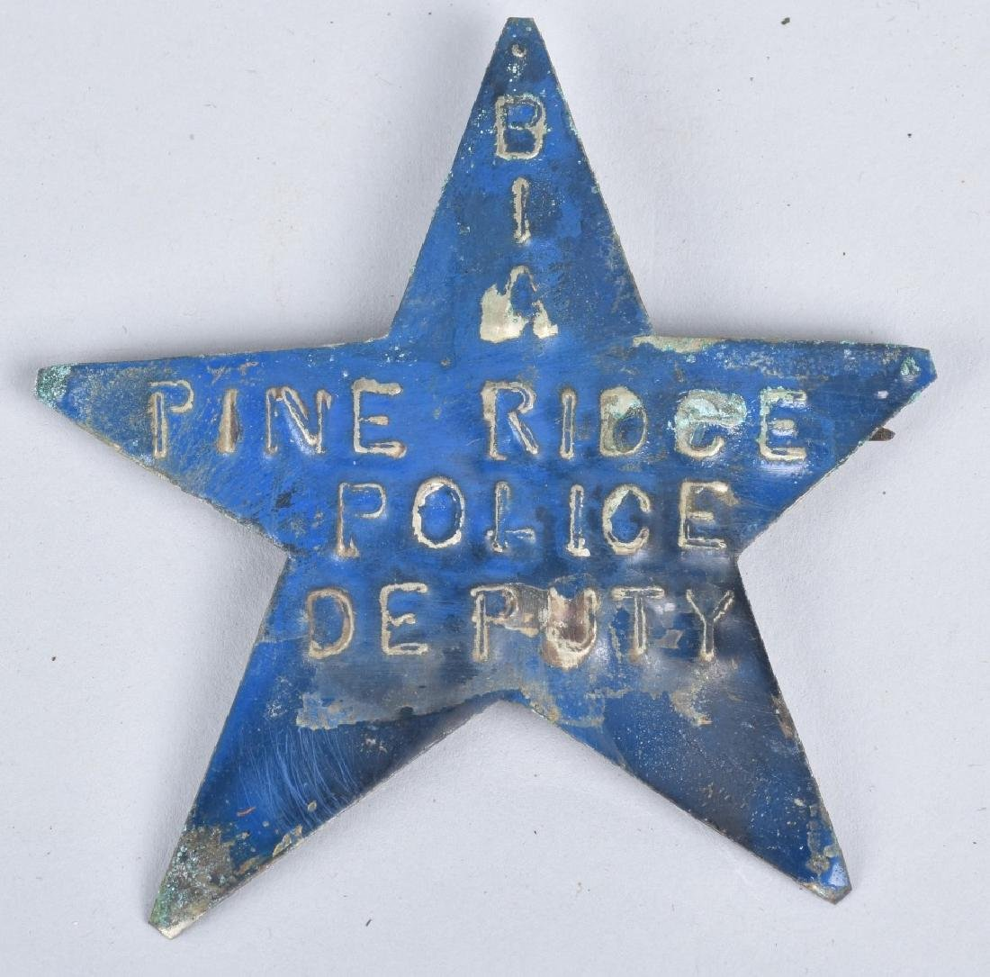 STEVENS 12 GA. SHOTGUN, PINE RIDGE INDIAN AFFAIRS - 8
