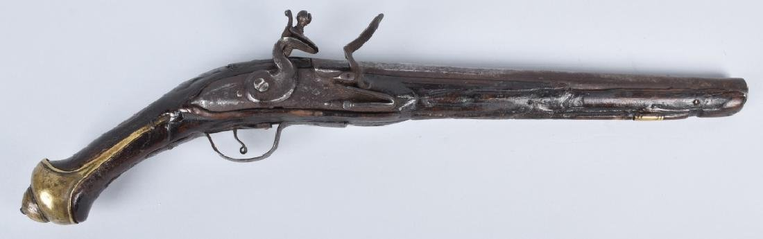 FLINTLOCK .69 MID EAST PISTOL