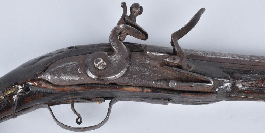 FLINTLOCK .69 MID EAST PISTOL - 3