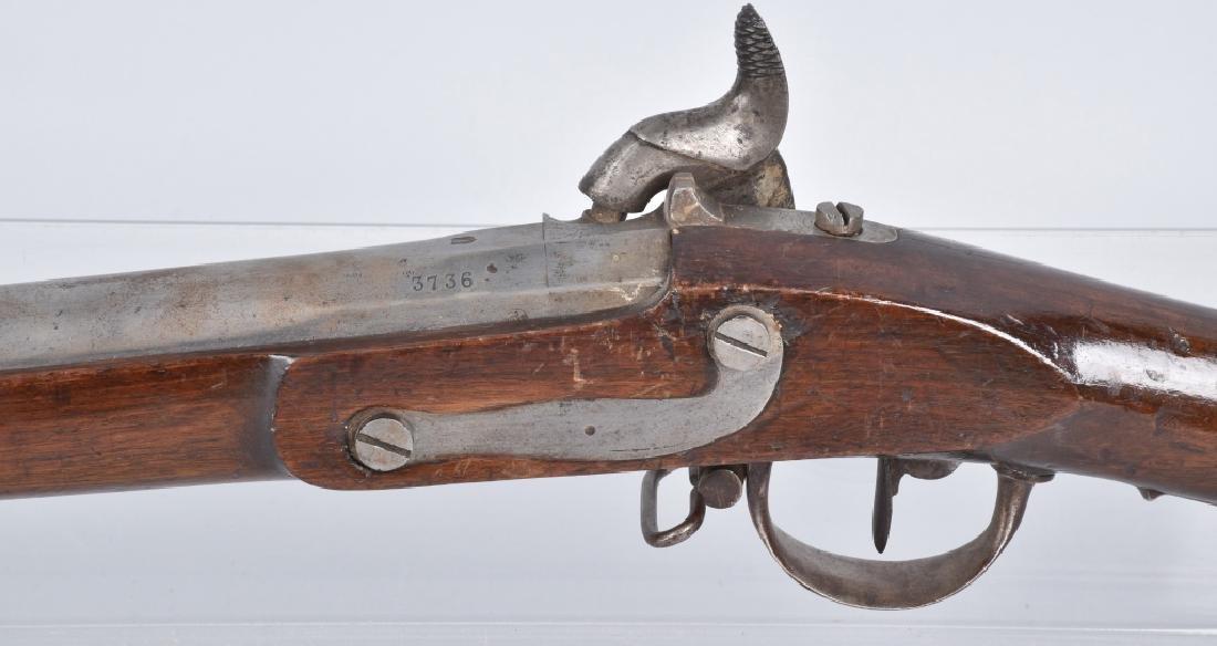 SWISS M1842/59 PERCUSSION .69 MUSKET - 6