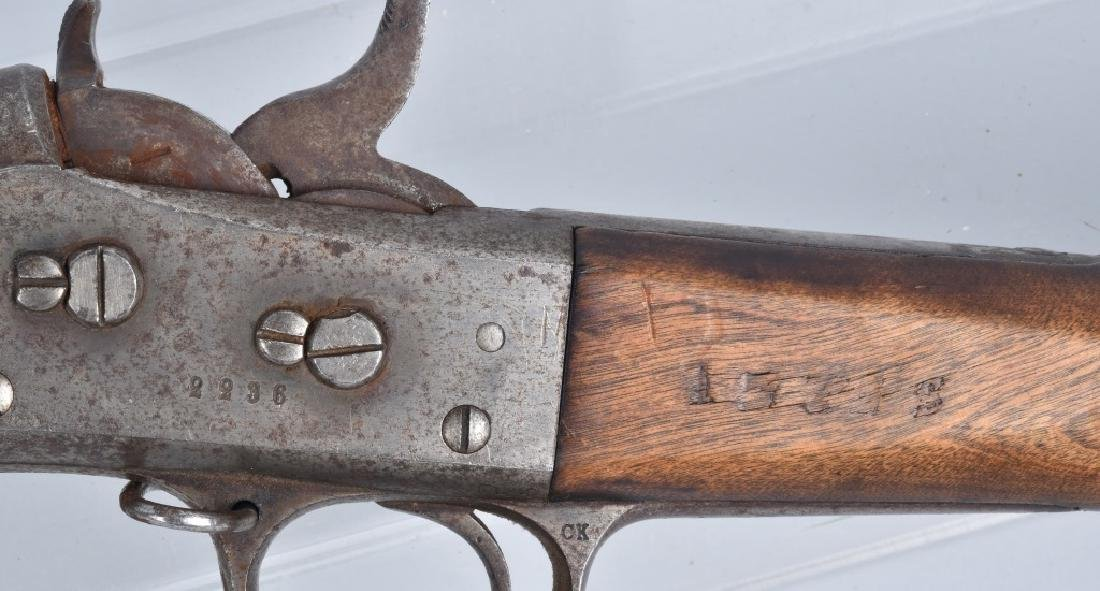 1870 REMINGTON ROLLING BLOCK 50-70 RIFLE - 5