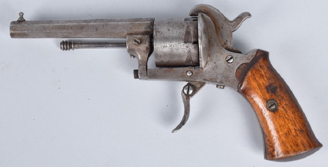 M1878 AMERICAN GUARDIAN 7mm PINFIRE REVOLVER